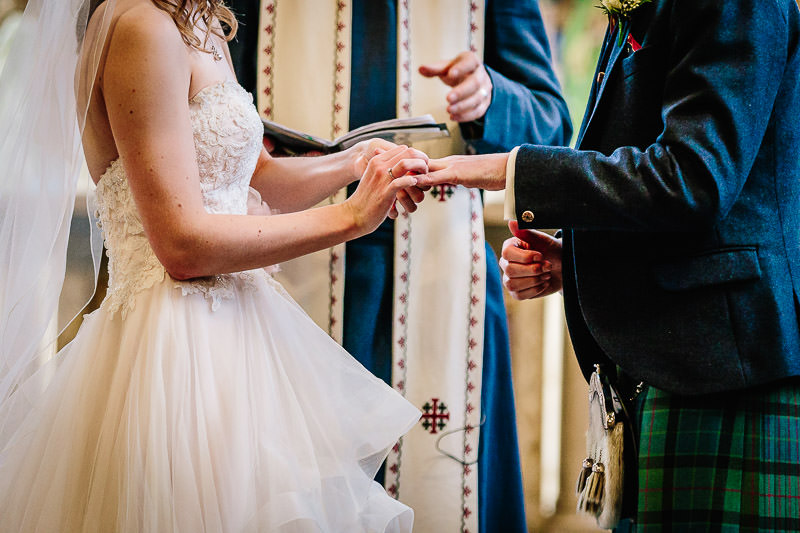 St Andrews Wedding